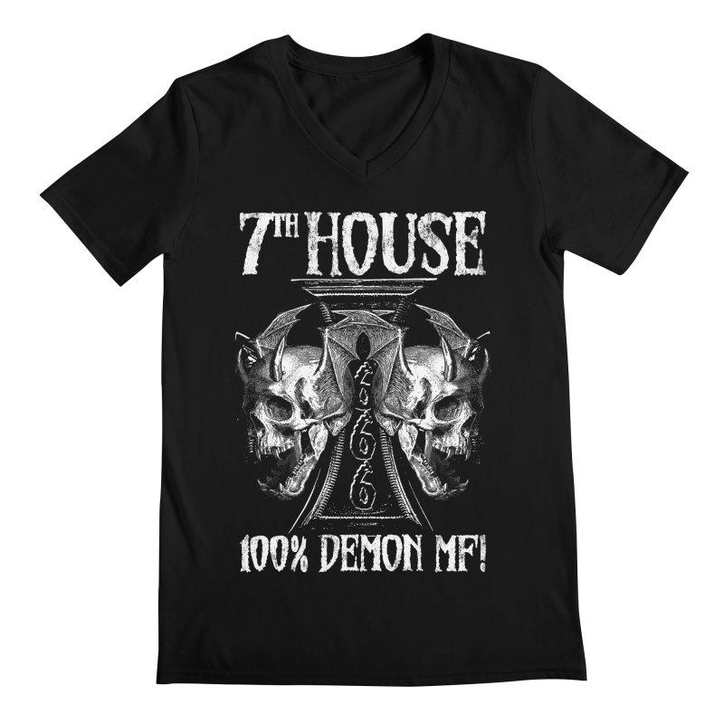 Design by Brian Van Der Pol Men's V-Neck by 7thHouse Official Shop