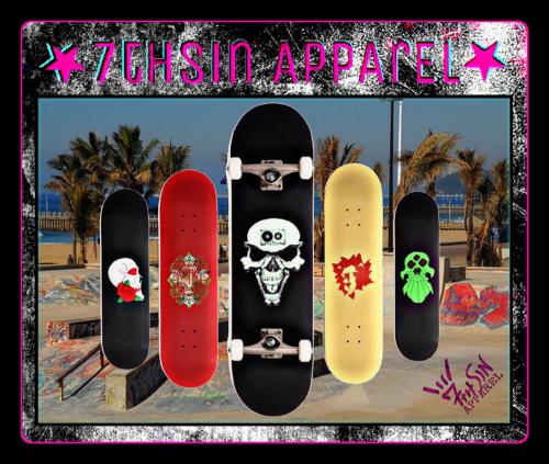 Skate-Decks
