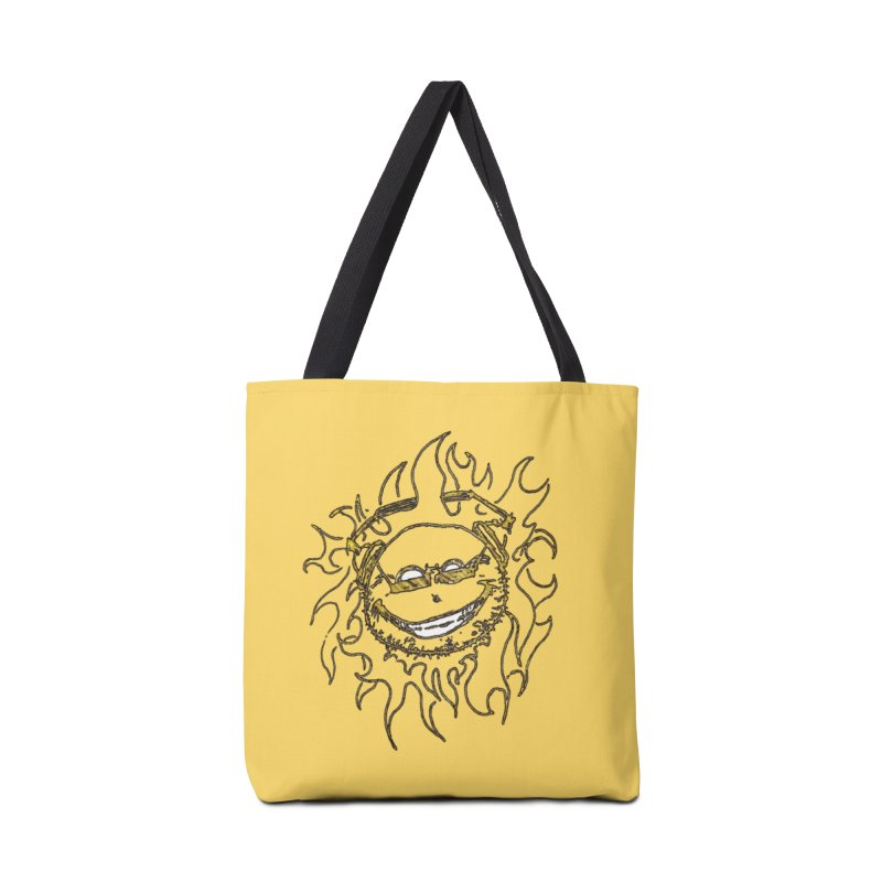 Sun Beats Accessories Tote Bag Bag by 7thSin Apparel