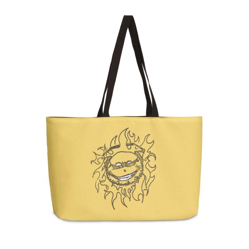 Sun Beats Accessories Weekender Bag Bag by 7thSin Apparel