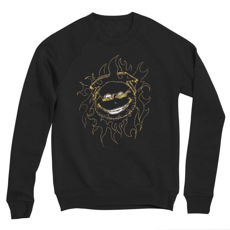 Sun Beats Women's Sponge Fleece Sweatshirt by 7thSin Apparel