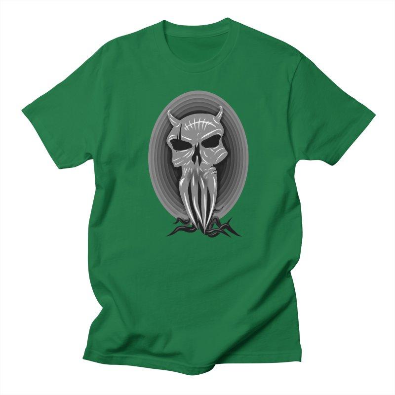Greyskull Men's Regular T-Shirt by 7thSin Apparel