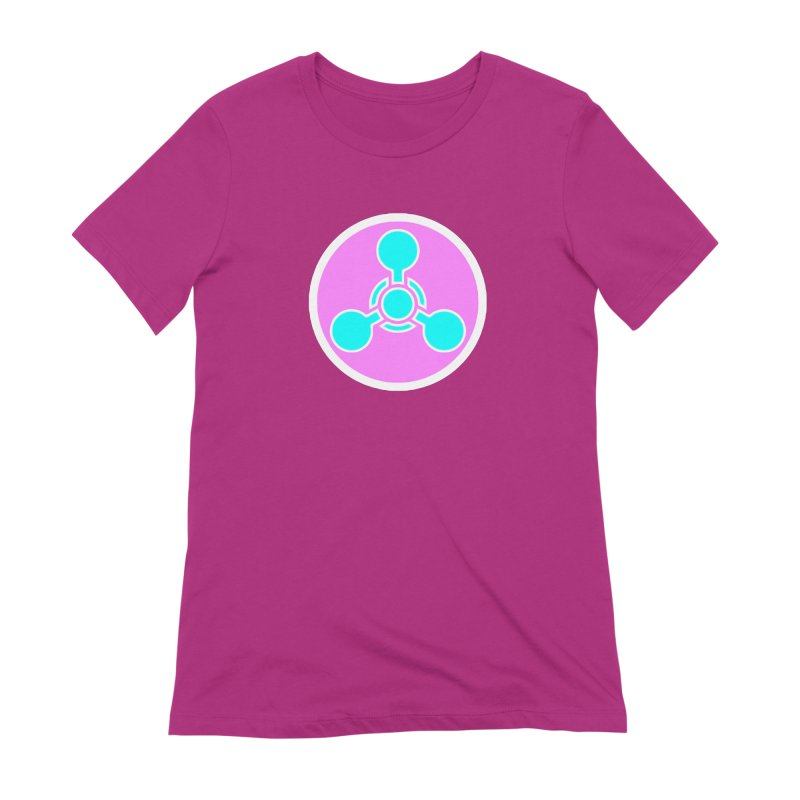 Chemicals Women's Extra Soft T-Shirt by 7thSin Apparel