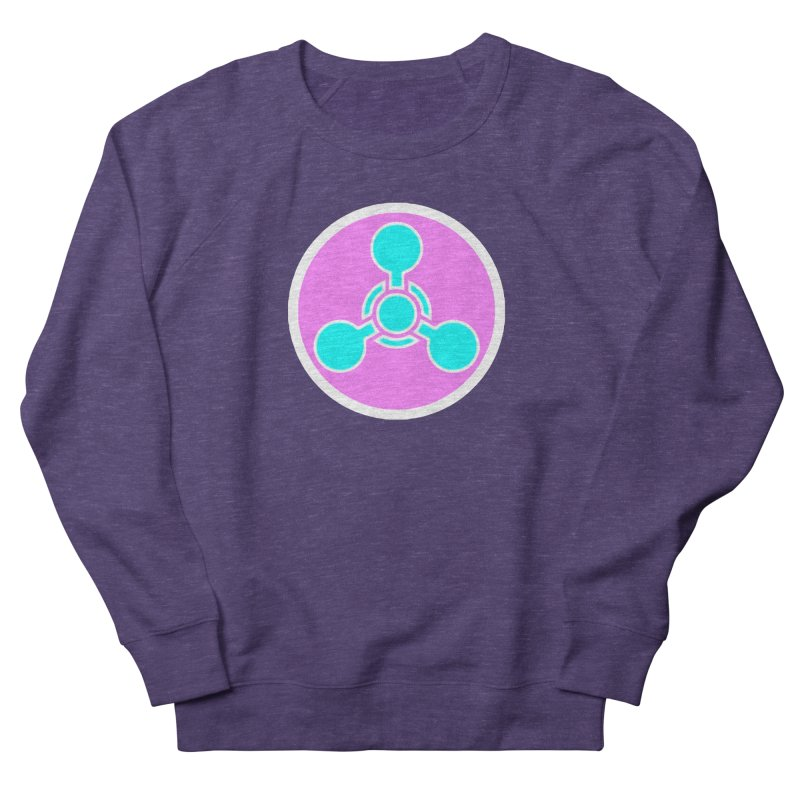 Chemicals Women's French Terry Sweatshirt by 7thSin Apparel