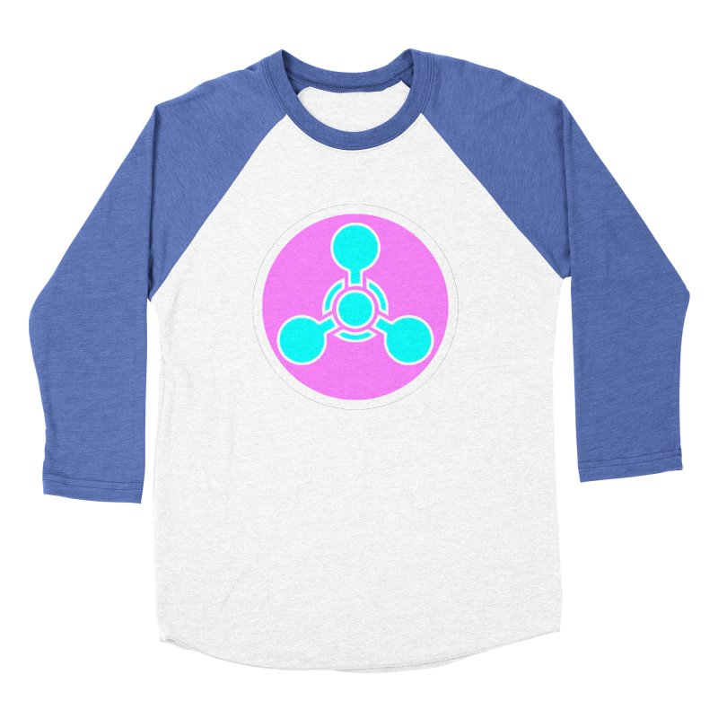 Chemicals Women's Baseball Triblend Longsleeve T-Shirt by 7thSin Apparel