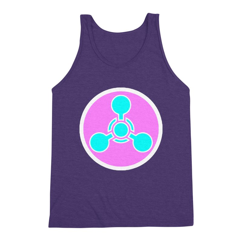 Chemicals Men's Triblend Tank by 7thSin Apparel