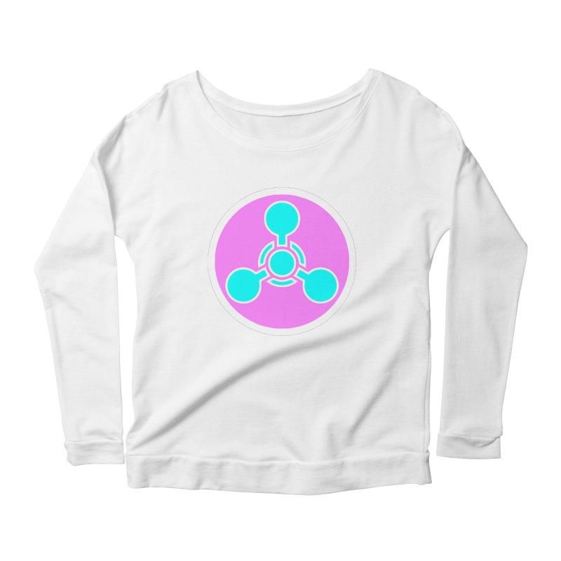 Chemicals Women's Scoop Neck Longsleeve T-Shirt by 7thSin Apparel