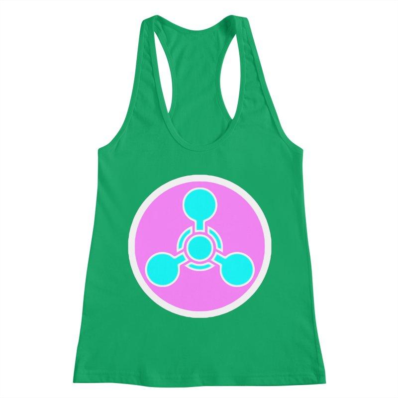 Chemicals Women's Racerback Tank by 7thSin Apparel