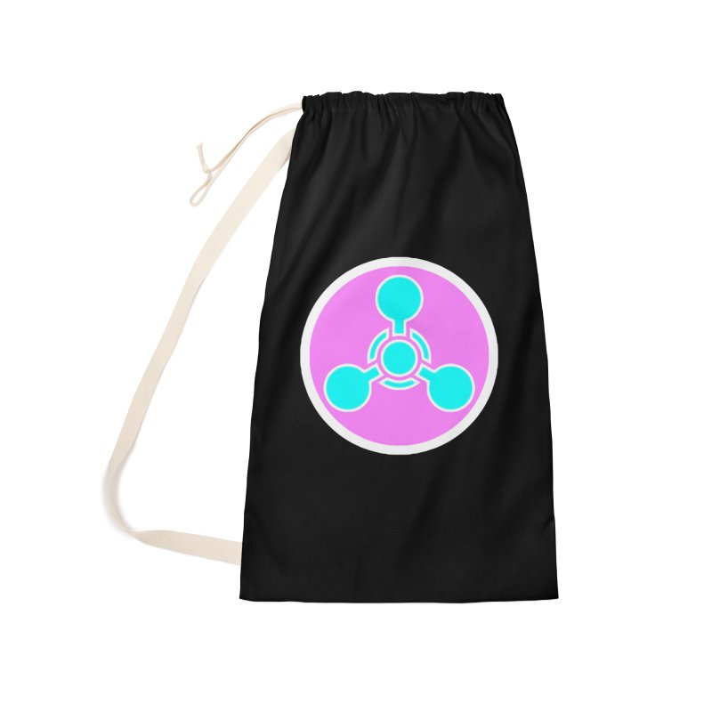 Chemicals Accessories Laundry Bag Bag by 7thSin Apparel