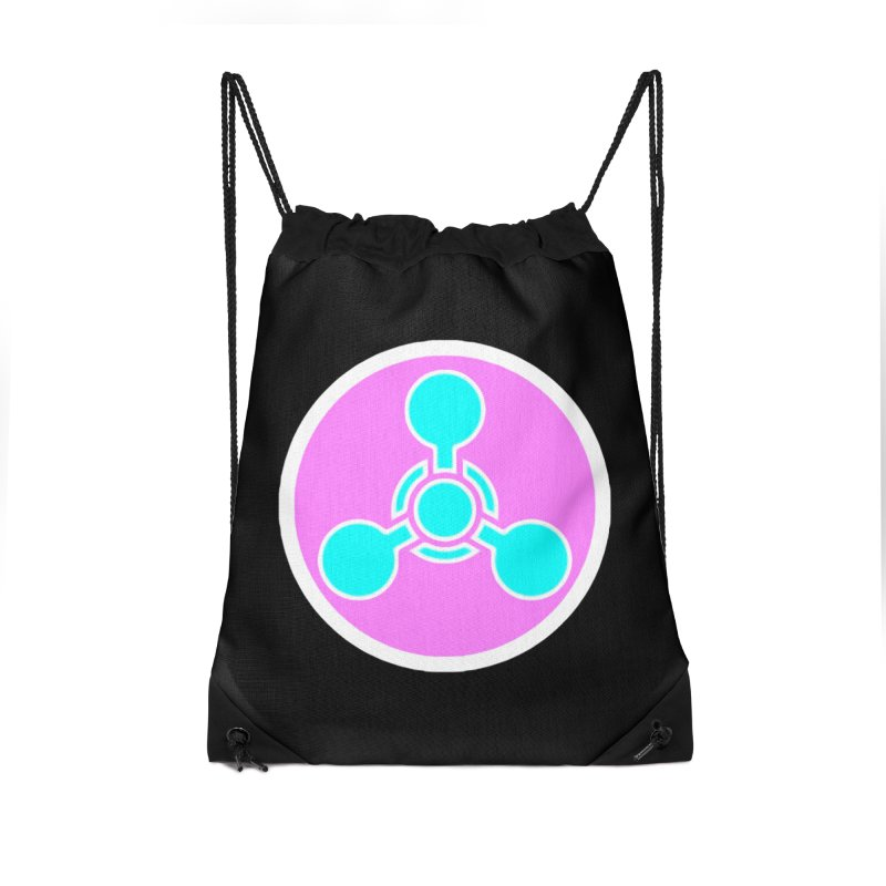 Chemicals Accessories Drawstring Bag Bag by 7thSin Apparel