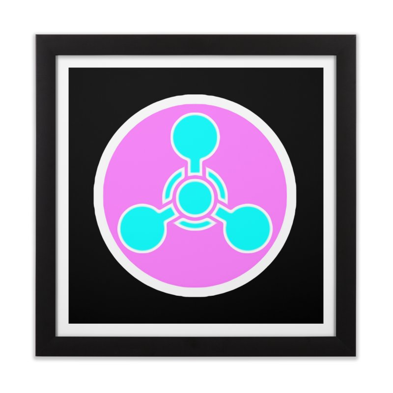 Chemicals Home Framed Fine Art Print by 7thSin Apparel
