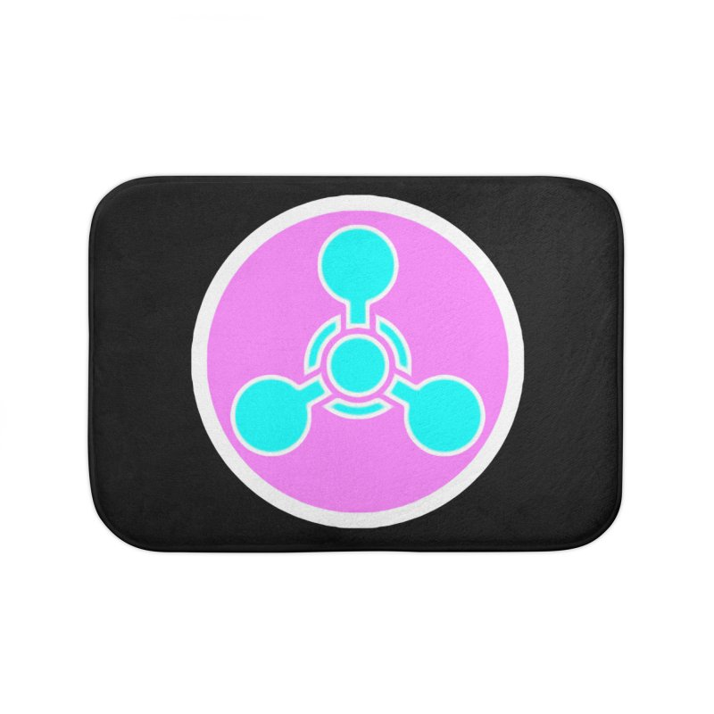 Chemicals Home Bath Mat by 7thSin Apparel