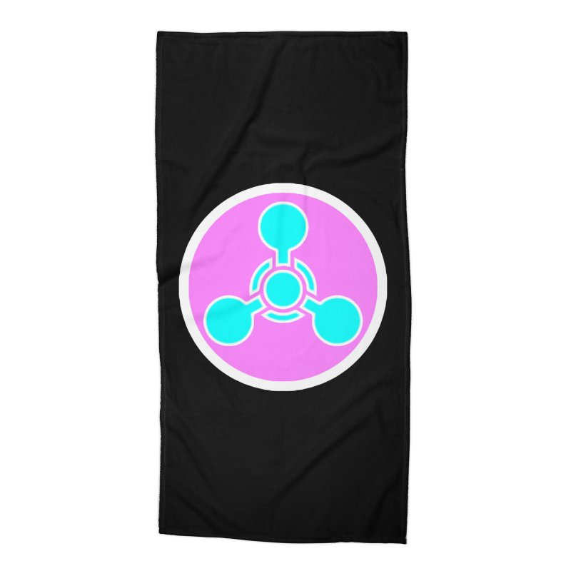 Chemicals Accessories Beach Towel by 7thSin Apparel