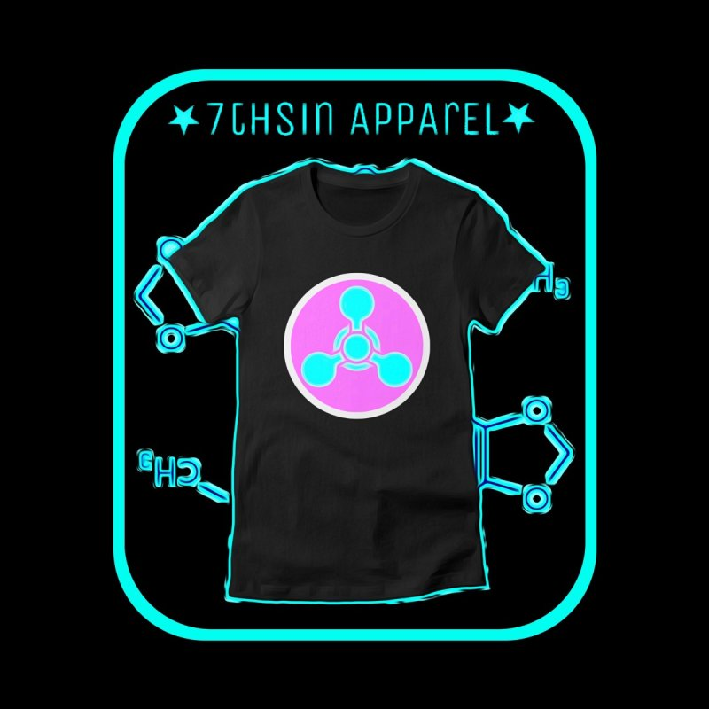 Chemicals Women's Longsleeve T-Shirt by 7thSin Apparel