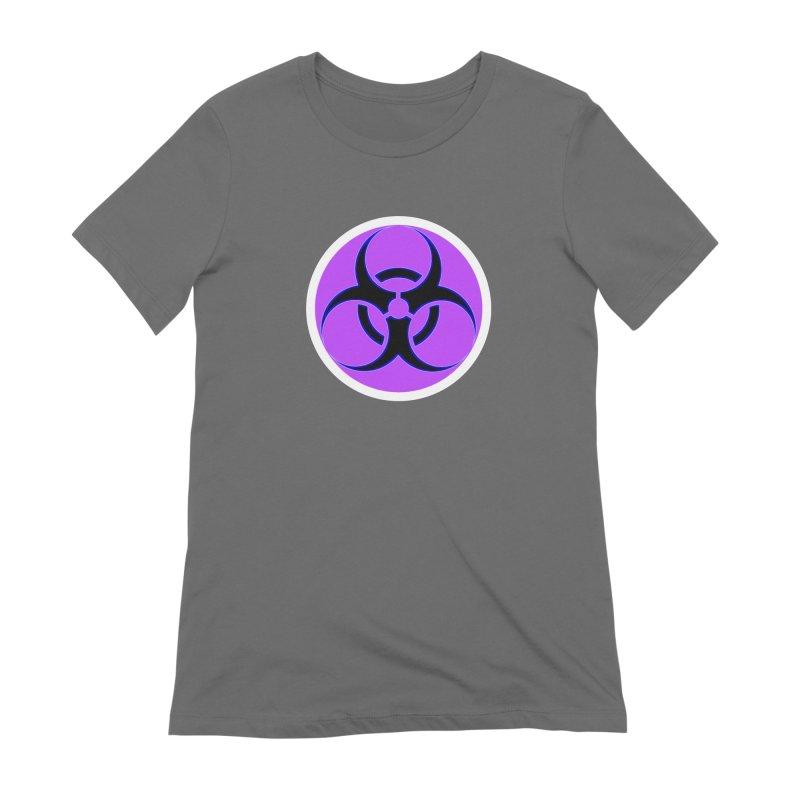 Biologique Women's Extra Soft T-Shirt by 7thSin Apparel