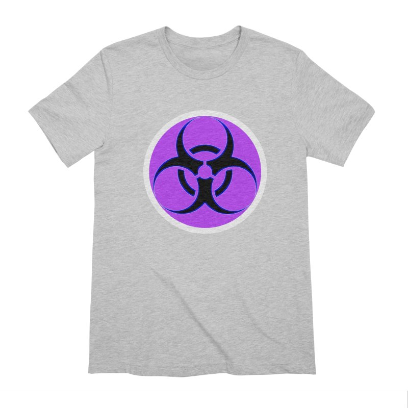 Biologique Men's Extra Soft T-Shirt by 7thSin Apparel