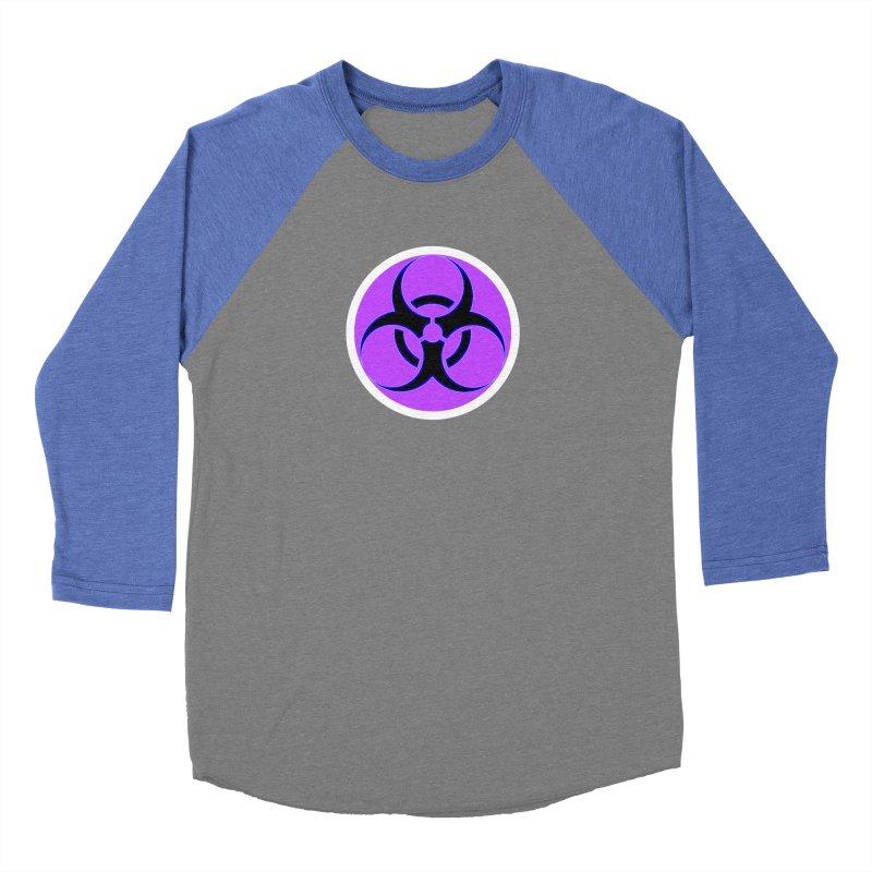 Biologique Men's Baseball Triblend Longsleeve T-Shirt by 7thSin Apparel