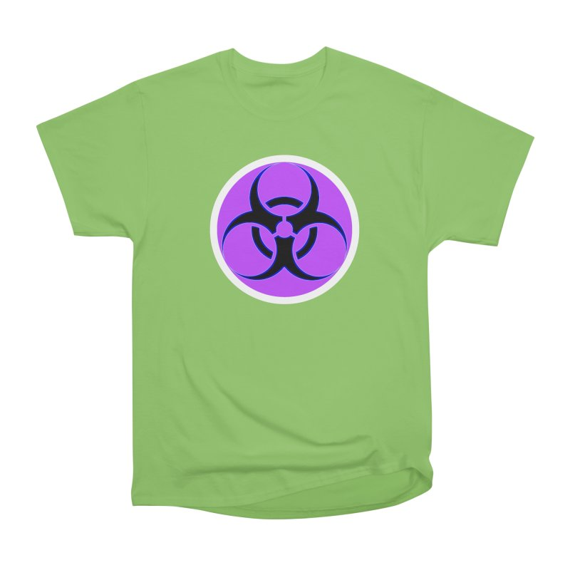 Biologique Men's Heavyweight T-Shirt by 7thSin Apparel