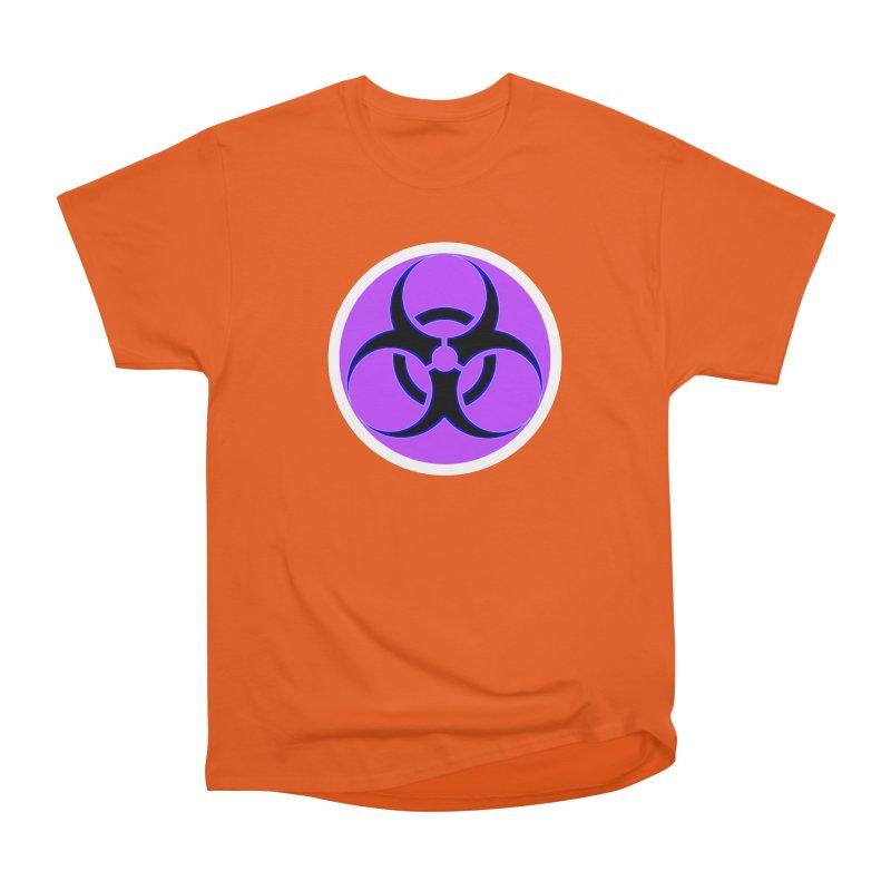 Biologique Women's Heavyweight Unisex T-Shirt by 7thSin Apparel