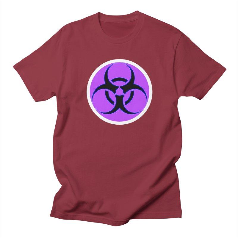 Biologique Men's Regular T-Shirt by 7thSin Apparel
