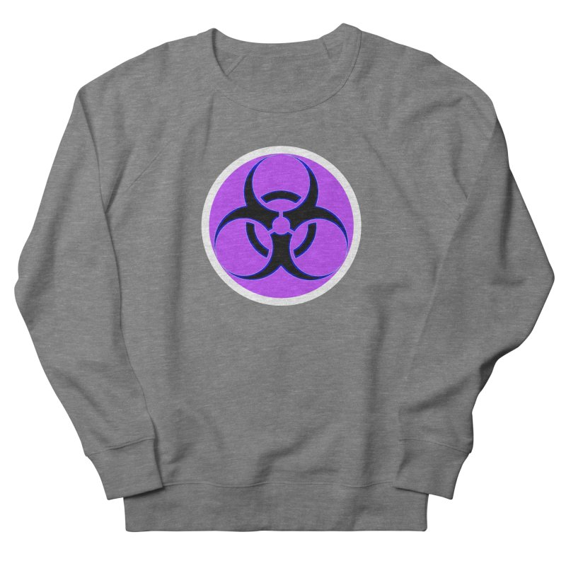Biologique Men's French Terry Sweatshirt by 7thSin Apparel