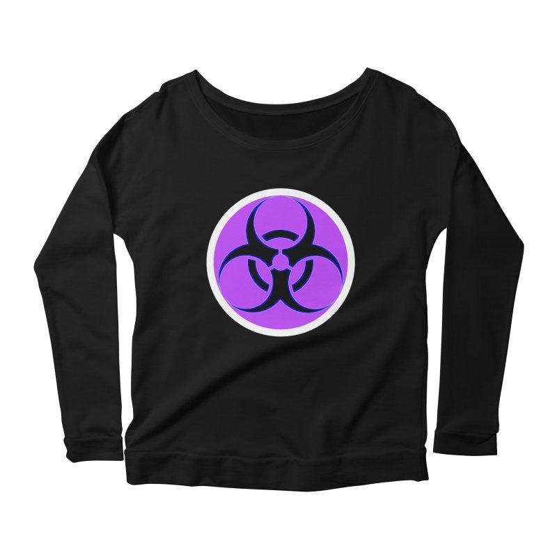 Biologique Women's Scoop Neck Longsleeve T-Shirt by 7thSin Apparel