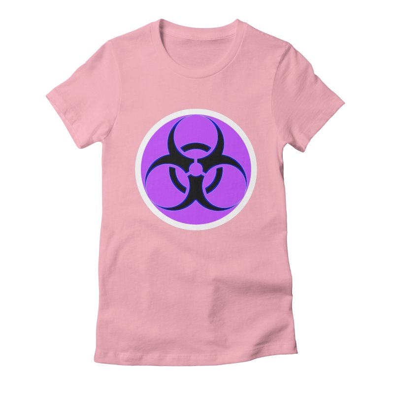 Biologique Women's Fitted T-Shirt by 7thSin Apparel