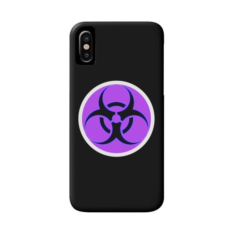 Biologique Accessories Phone Case by 7thSin Apparel