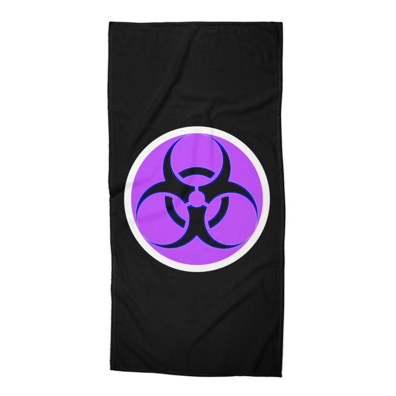 Biologique Accessories Beach Towel by 7thSin Apparel