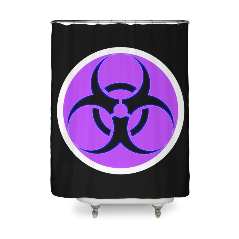 Biologique Home Shower Curtain by 7thSin Apparel