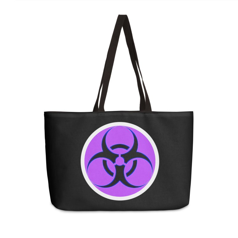 Biologique Accessories Weekender Bag Bag by 7thSin Apparel