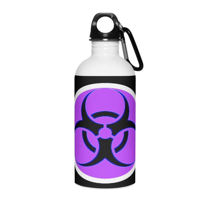 Biologique Accessories Water Bottle by 7thSin Apparel