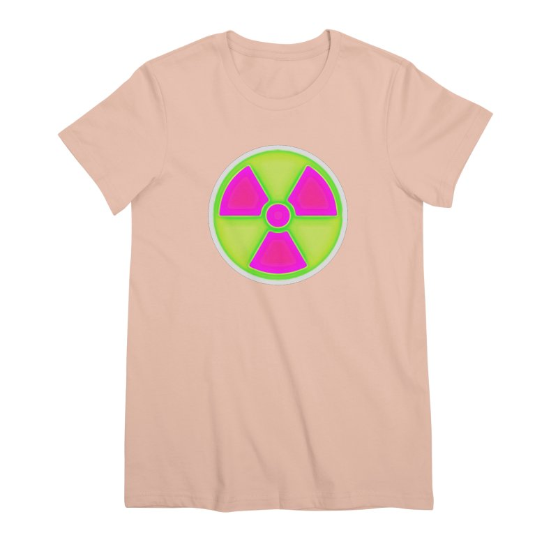Nu-clear Women's Premium T-Shirt by 7thSin Apparel