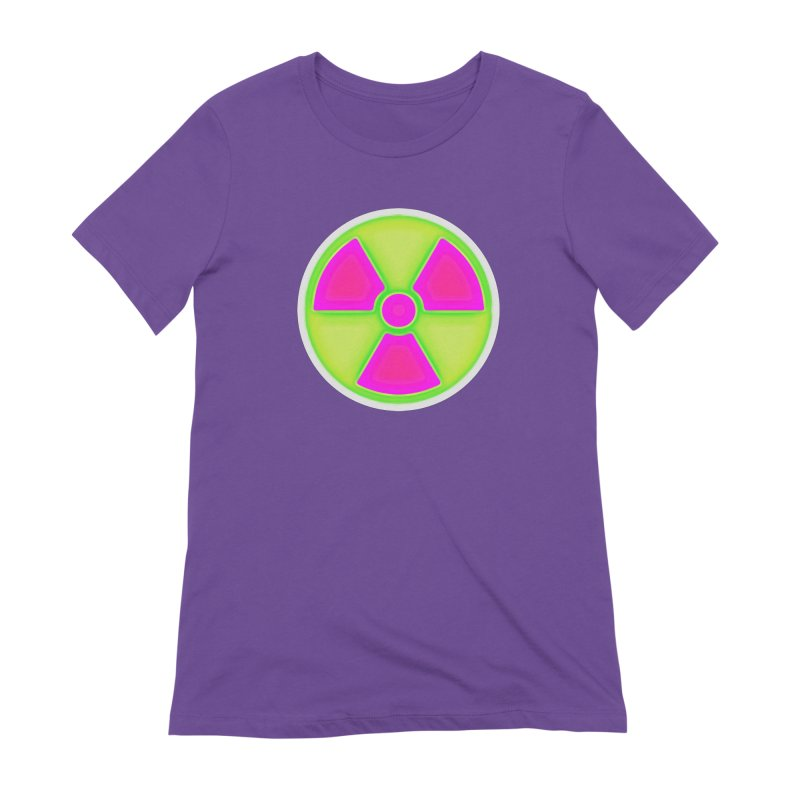 Nu-clear Women's Extra Soft T-Shirt by 7thSin Apparel