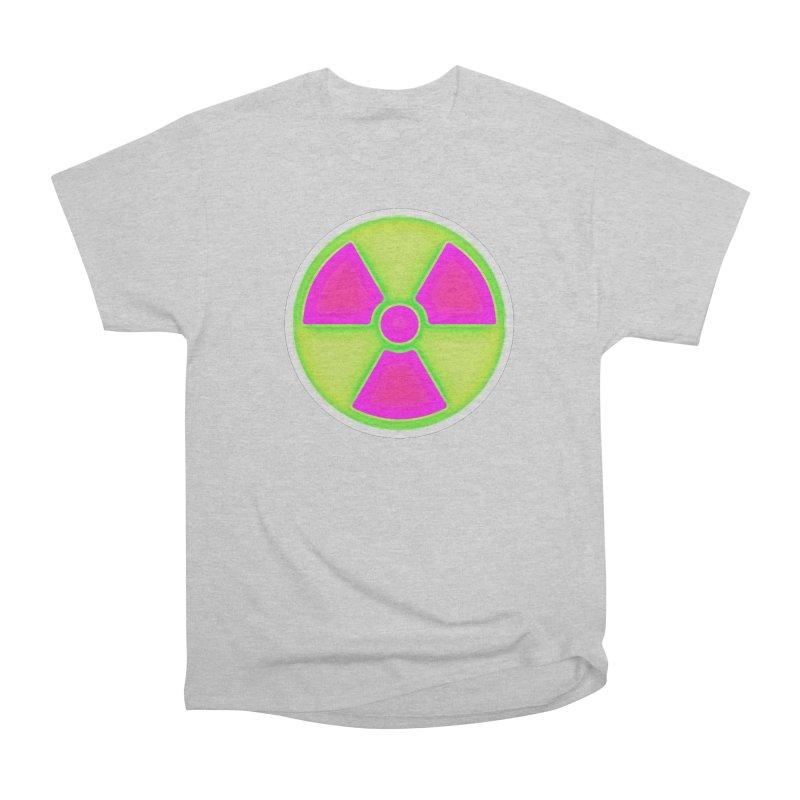 Nu-clear Women's Heavyweight Unisex T-Shirt by 7thSin Apparel