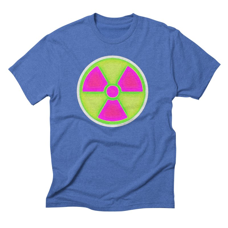 Nu-clear Men's Triblend T-Shirt by 7thSin Apparel