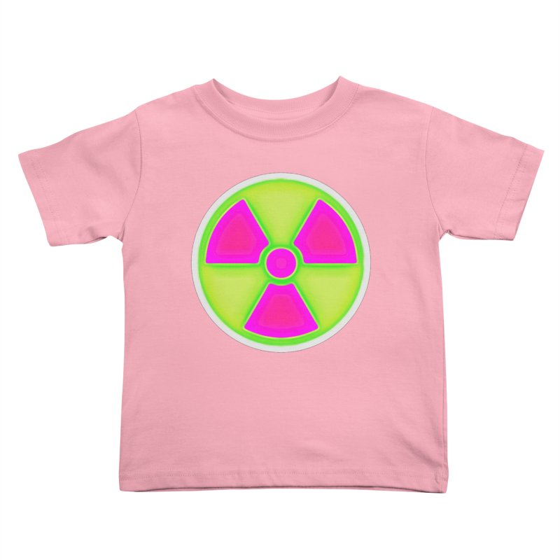 Nu-clear Kids Toddler T-Shirt by 7thSin Apparel