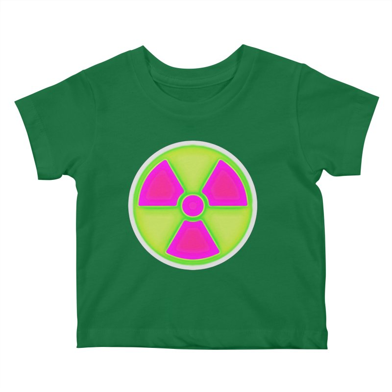 Nu-clear Kids Baby T-Shirt by 7thSin Apparel