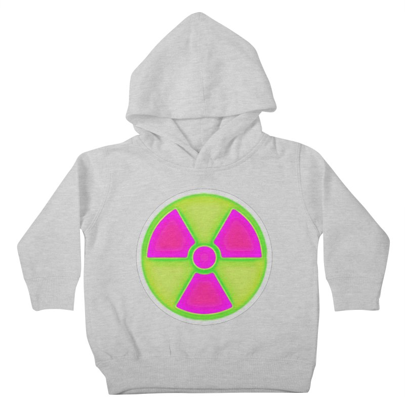 Nu-clear Kids Toddler Pullover Hoody by 7thSin Apparel