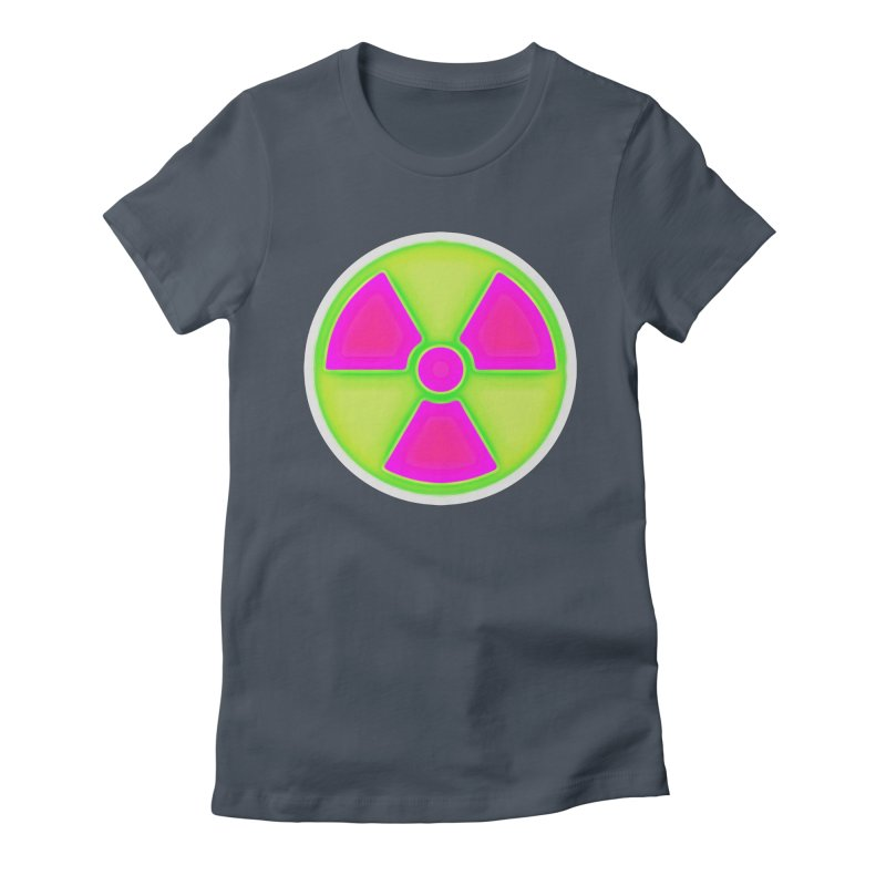 Nu-clear Women's T-Shirt by 7thSin Apparel