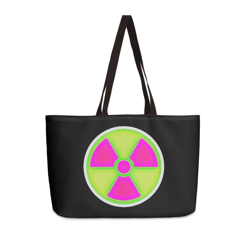 Nu-clear Accessories Weekender Bag Bag by 7thSin Apparel