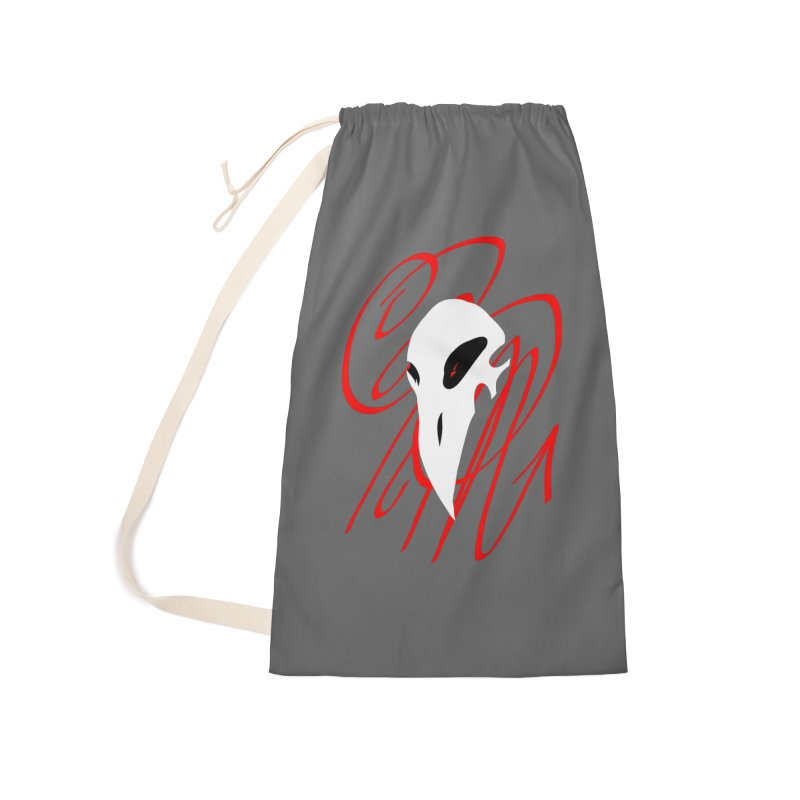 OPM Bleach Accessories Laundry Bag Bag by 7thSin Apparel