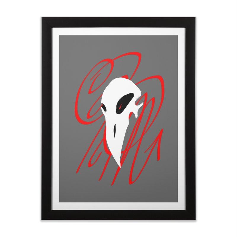 OPM Bleach Home Framed Fine Art Print by 7thSin Apparel