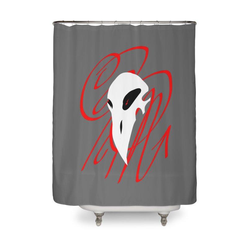 OPM Bleach Home Shower Curtain by 7thSin Apparel