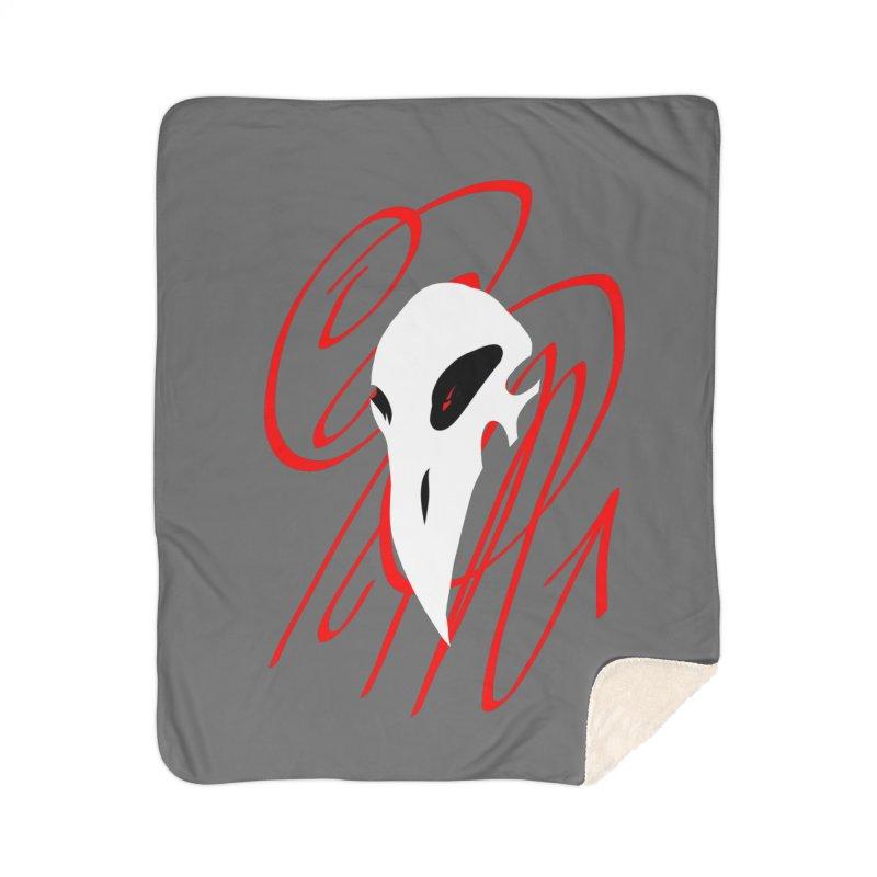 OPM Bleach Home Sherpa Blanket Blanket by 7thSin Apparel