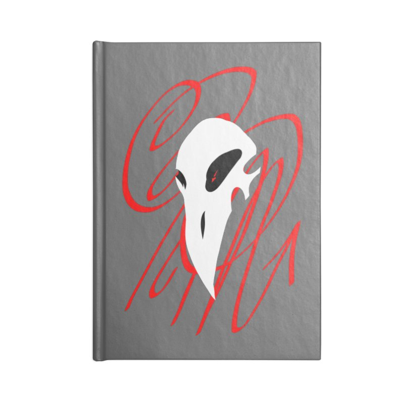 OPM Bleach Accessories Lined Journal Notebook by 7thSin Apparel