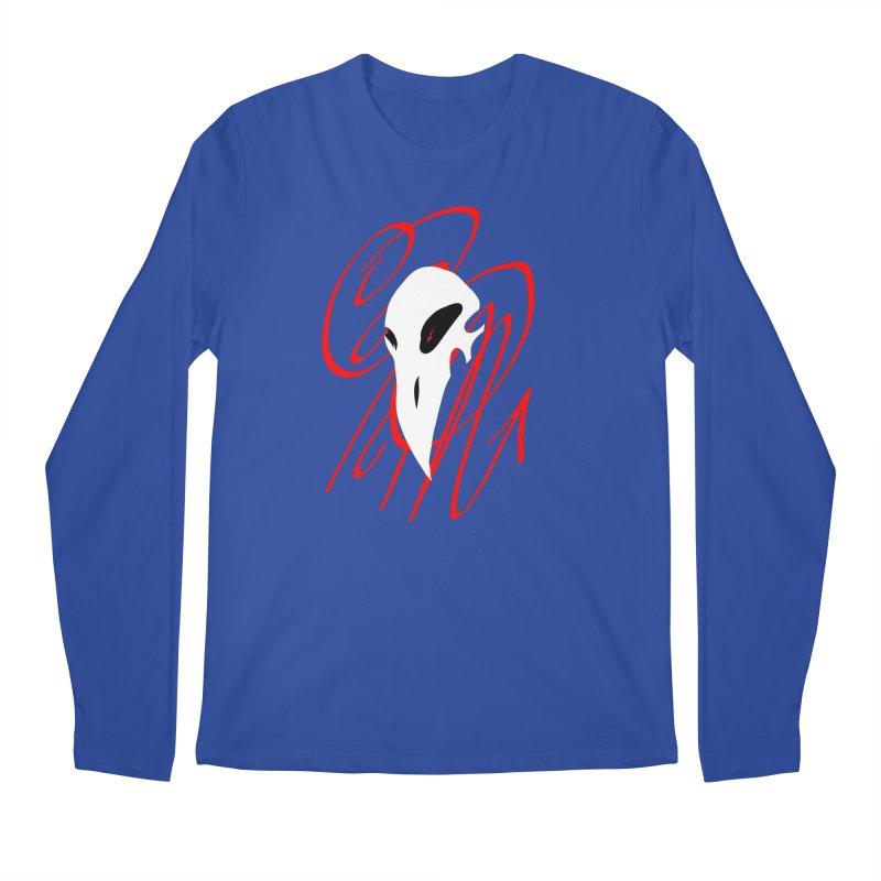 OPM Bleach Men's Regular Longsleeve T-Shirt by 7thSin Apparel
