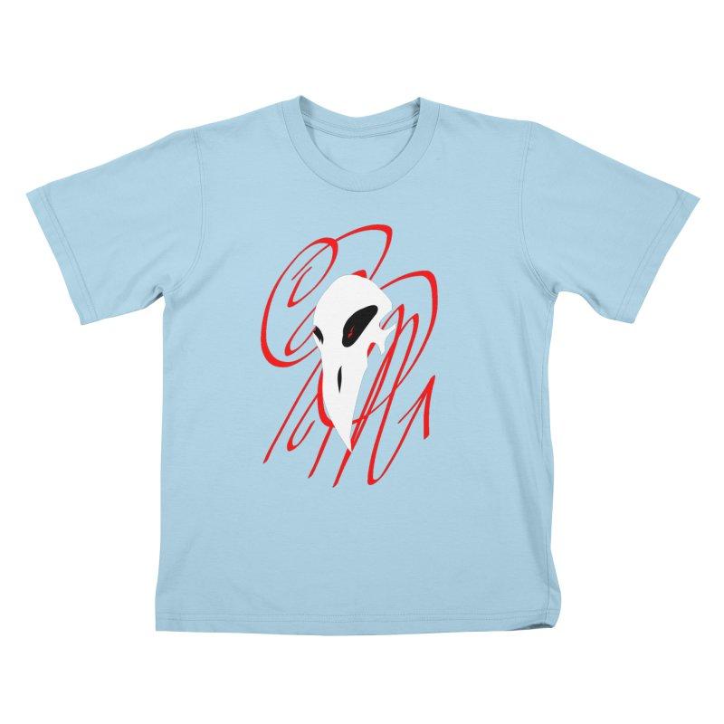 OPM Bleach Kids T-Shirt by 7thSin Apparel