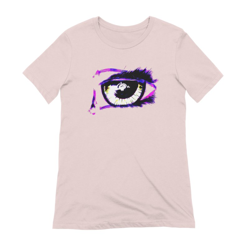 Dayglo Spy Women's Extra Soft T-Shirt by 7thSin Apparel