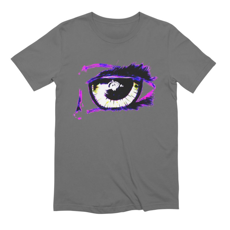 Dayglo Spy Men's Extra Soft T-Shirt by 7thSin Apparel